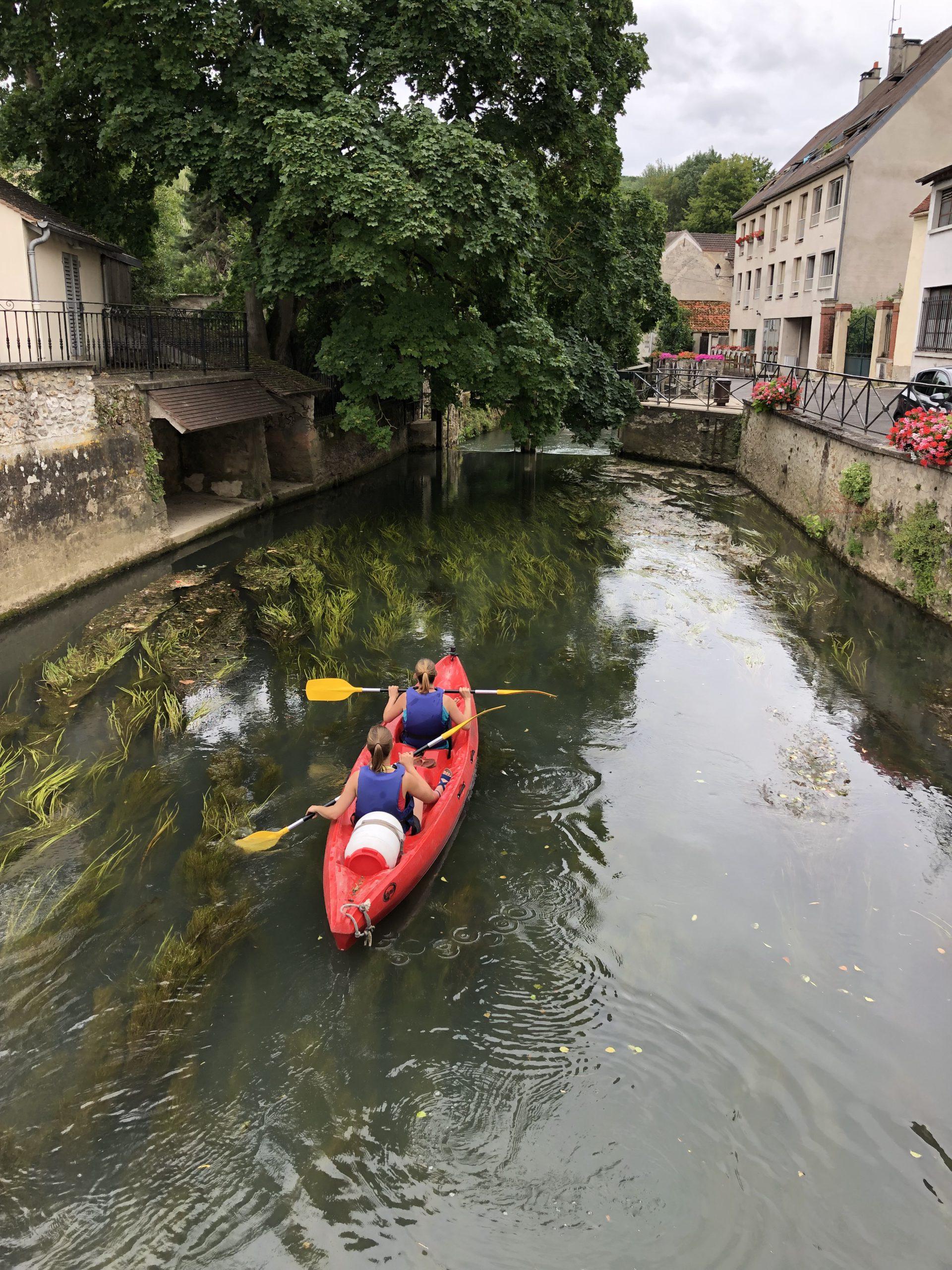 traversée de la Venise Briarde