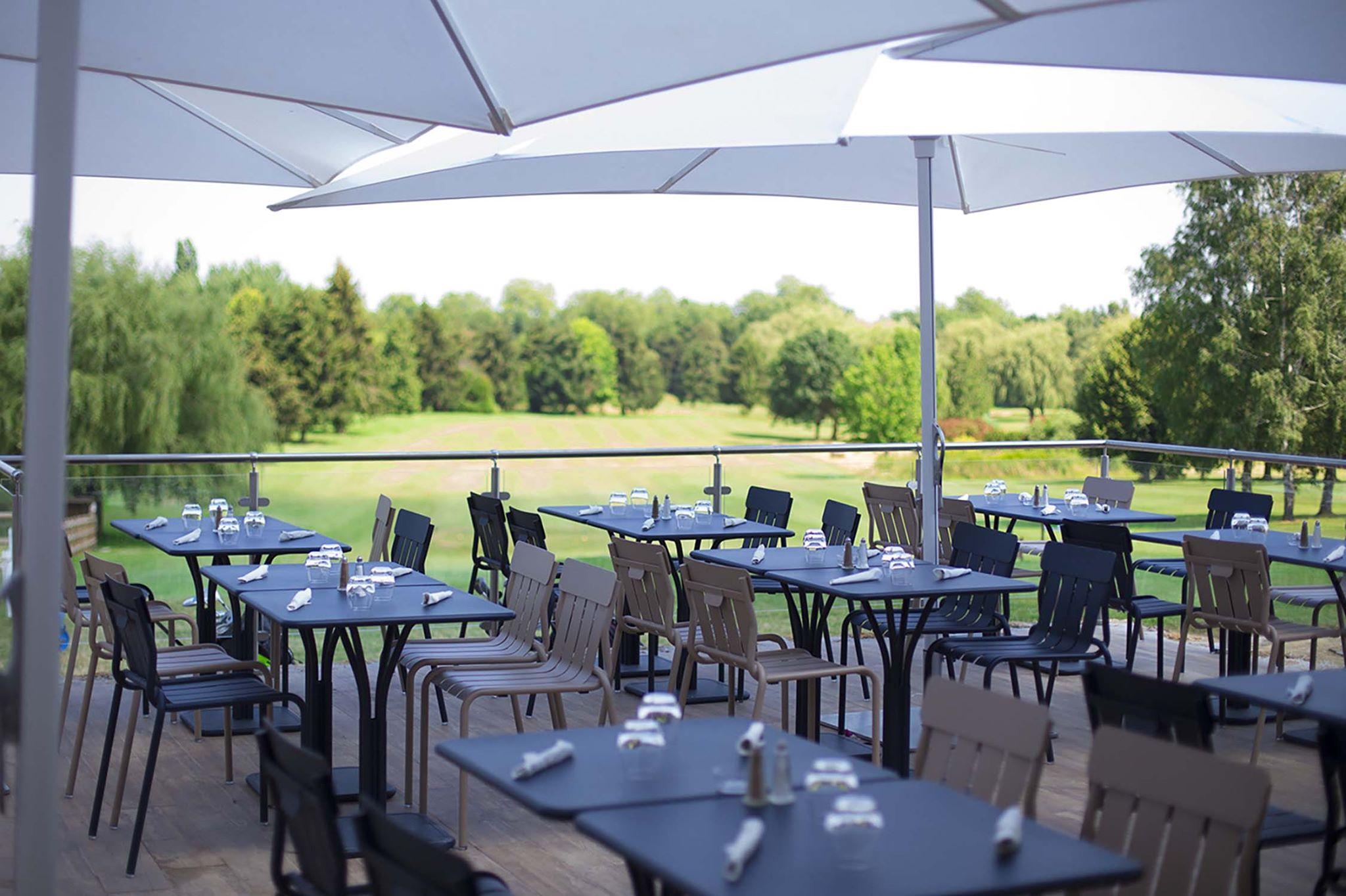 restaurant du golf de crecy