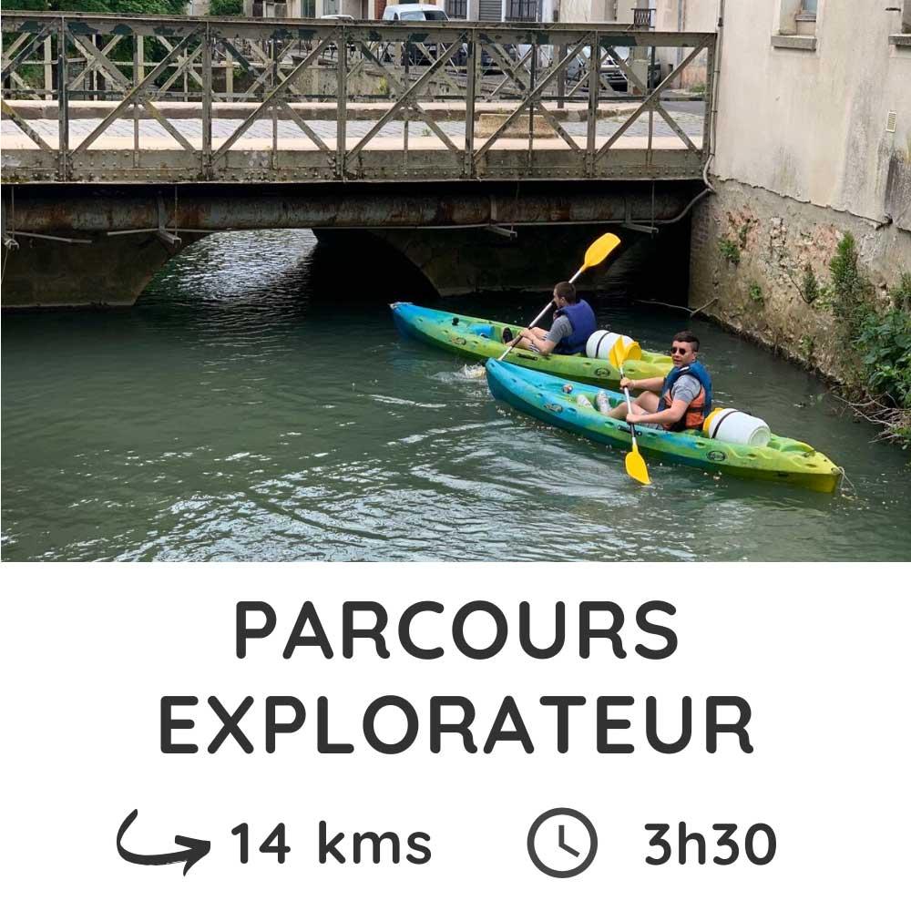 Parcours explorateur