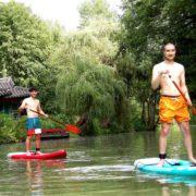 locadventure paddle moulin jaune