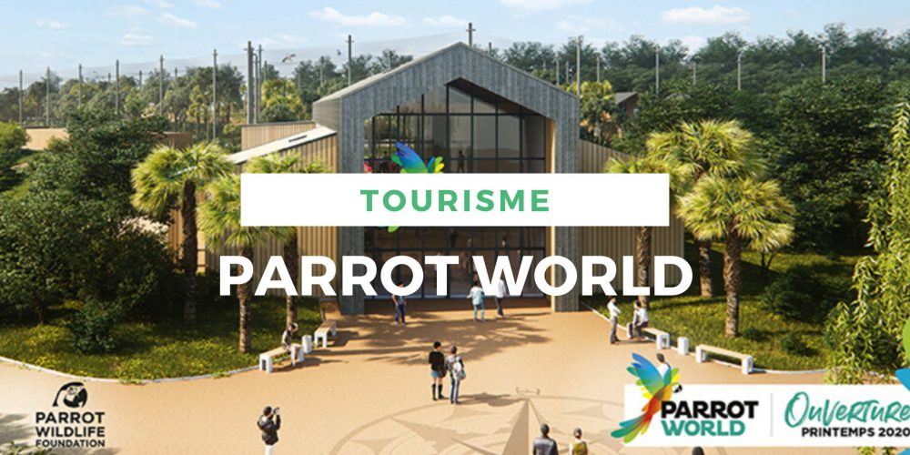 Parrot World : L'Amérique du sud aux portes de Paris